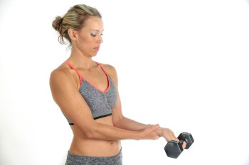 Forearm flexion exercises for tennis elbow