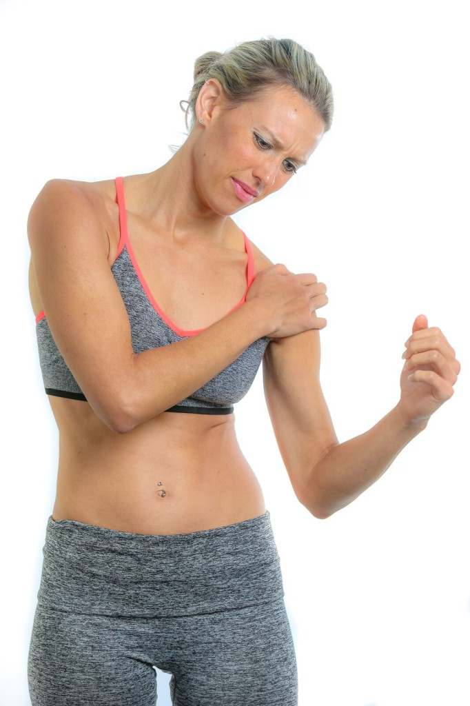 Shoulder Pain from Calcific Tendonitis and Frozen Shoulder is helped with ESWT