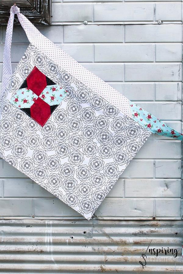 Heartland Heritage Apron Bonus Project   Inspiring Stitches