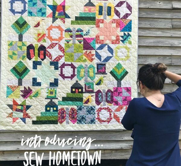 Grab you stash and get ready because the 2019 Inspiring Stitches Calendar has just been released. Sew Hometown is a winner! It is perfectly designed to help improve your skills and push you past your comfort zone.