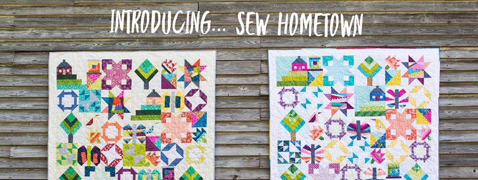 Sew Hometown is heading to Quilt Market