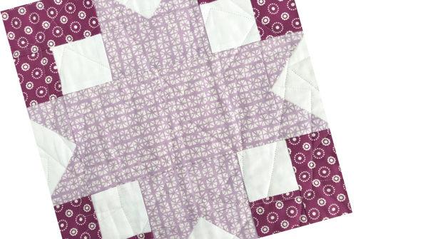 Simple Star Block | Sew Hometown