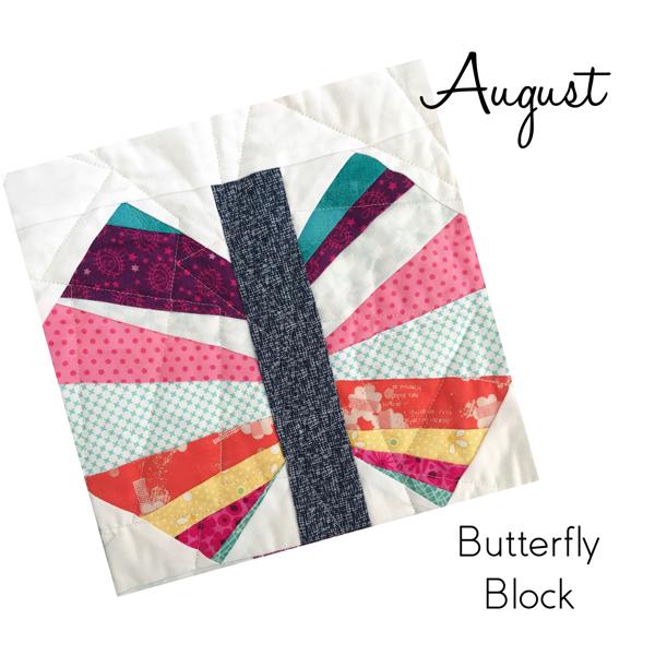 Sew Hometown - Butterfly Block