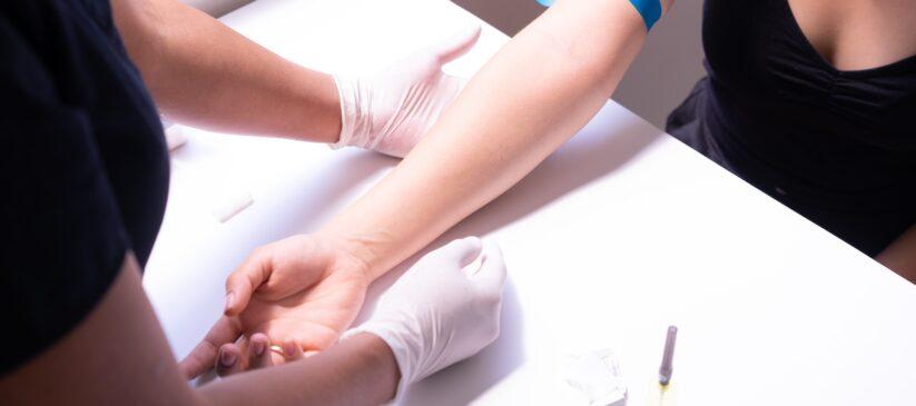 INR Blood Test
