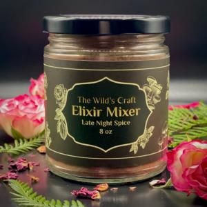 Late Night Spice Elixir Mixer