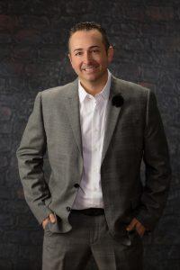 Michael Gregorio of Dash of Class Platinum Entertainment