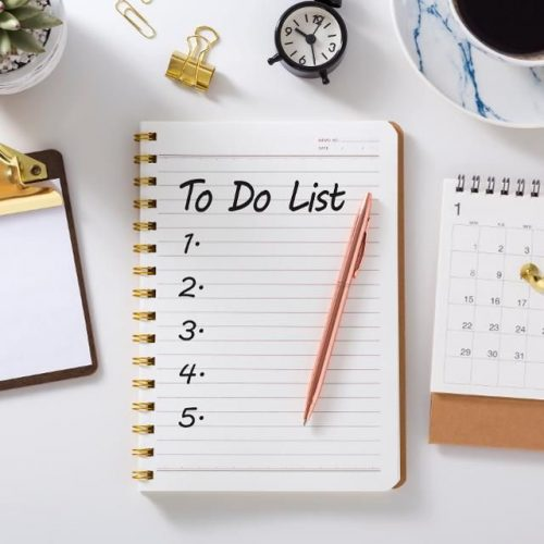 To Do Checklist