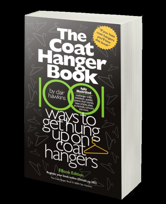 The coat hanger book in full colour