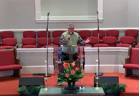 Guest Speaker – Curt Ervin