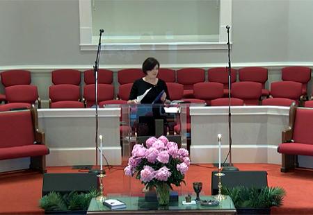 Guest Speaker – Heather Markuson