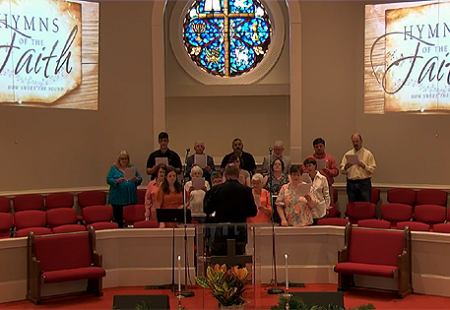 Fifth Sunday Sing