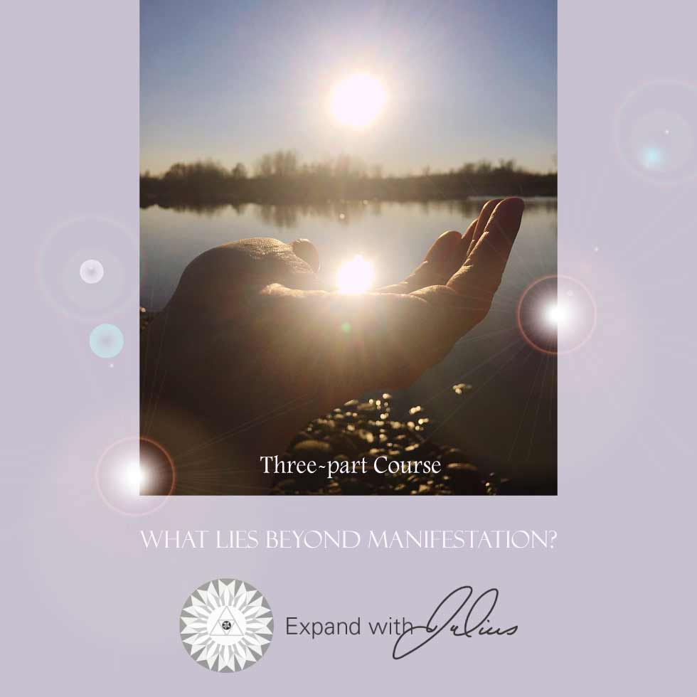 What Lies Beyond Manifestation? | Expand with Julius and Xpnsion Network
