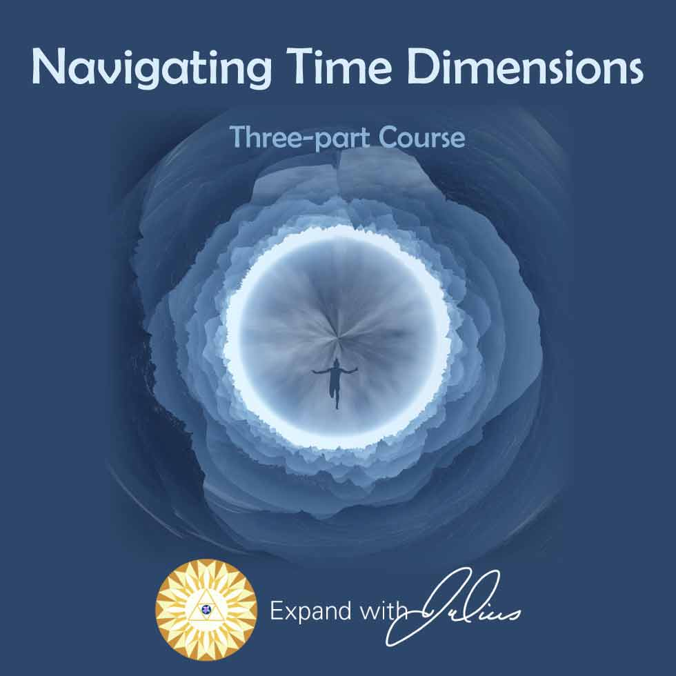 Navigating Time Dimensions   Expand with Julius and Xpnsion Network