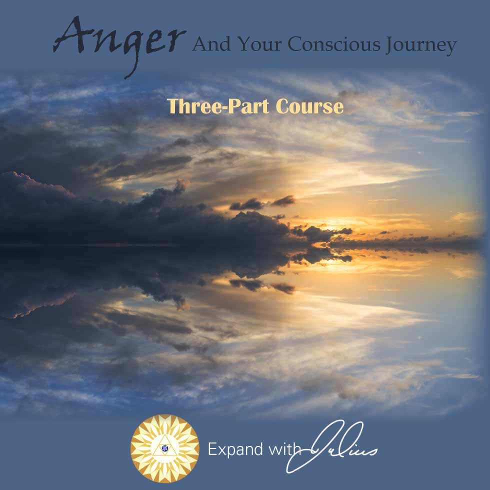 Anger & Your Conscious Journey   Expand with Julius and Xpnsion Network