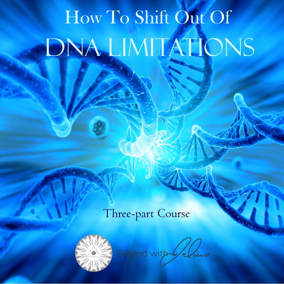 DNA limitations   Expand with Julius and Xpnsion Network