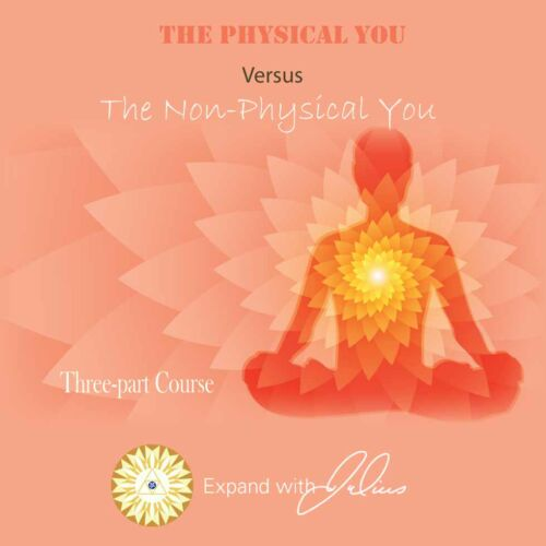 The Physical You Versus the Non Physical You   Expand with Julius and Xpnsion Network