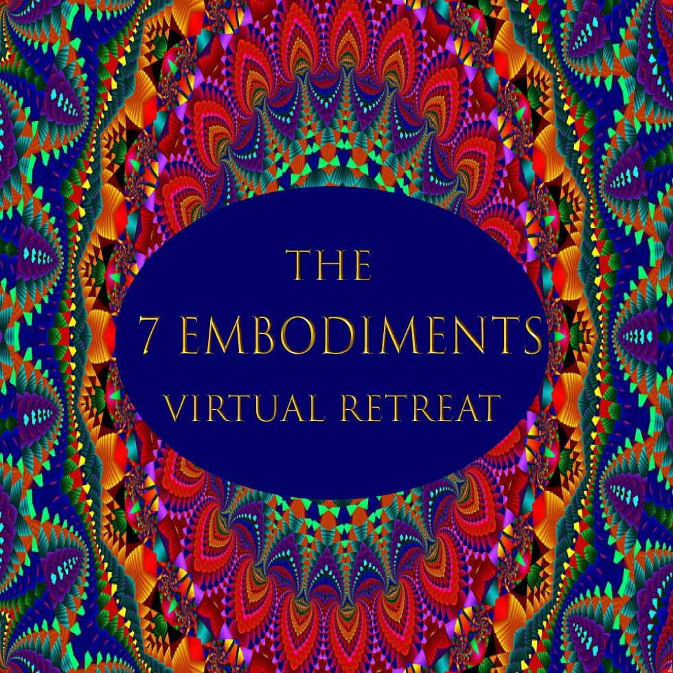The Seven Embodiments Virtual Retreat   Expand with Julius and Xpnsion Network