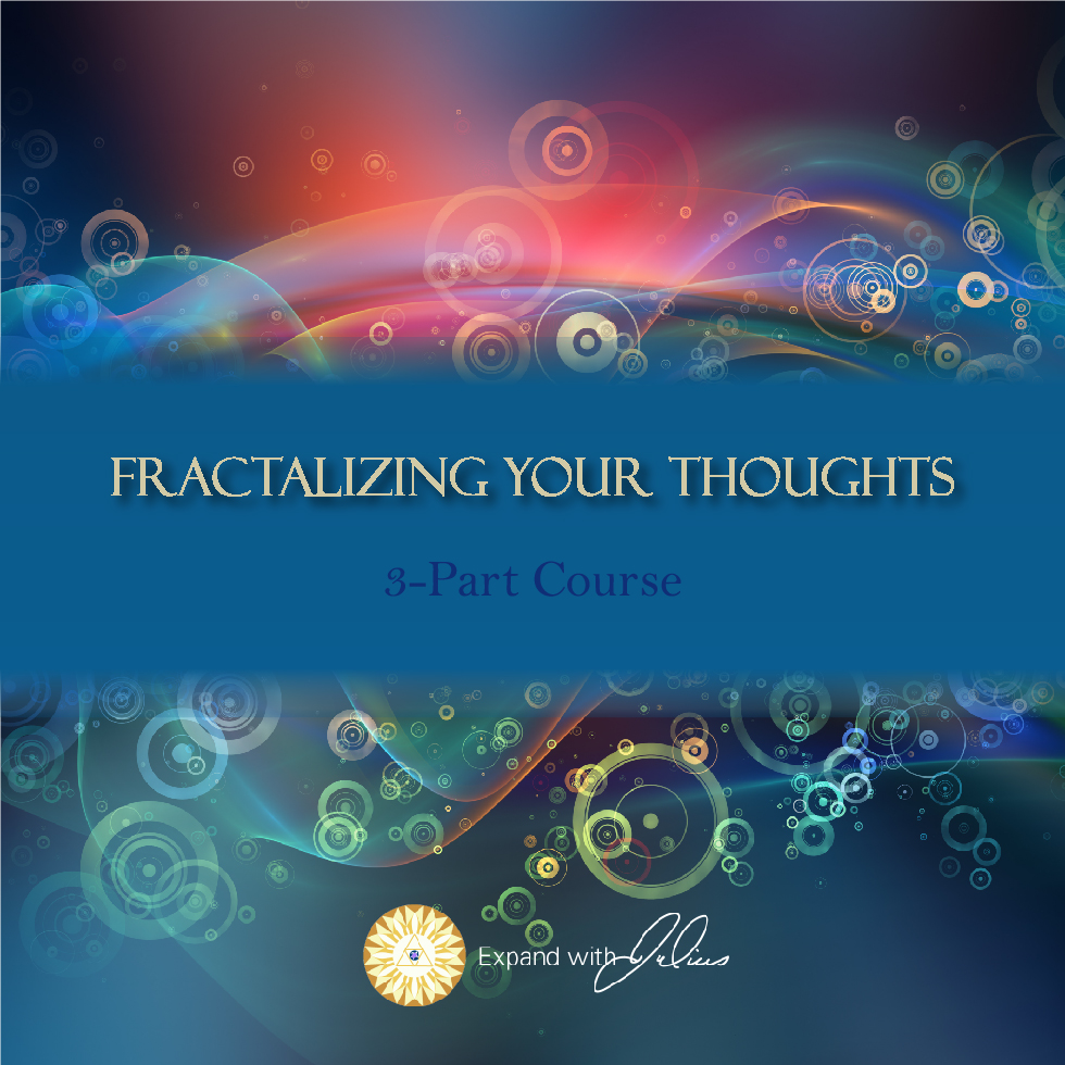 Fractalizing Your Thoughts   Expand with Julius and Xpnsion Network