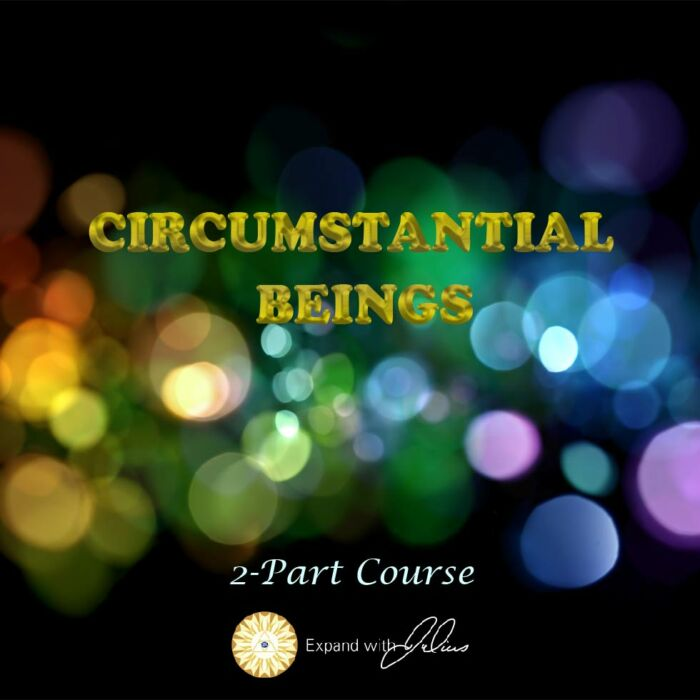Circumstantial Beings   Expand with Julius and Xpnsion Network