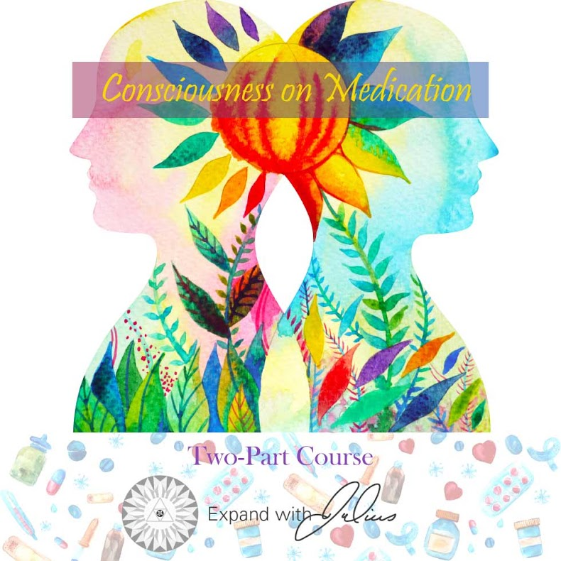 Consciousness on Medication   Expand with Julius and Xpnsion Network