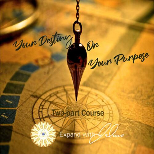 Your Destiny or Your Purpose