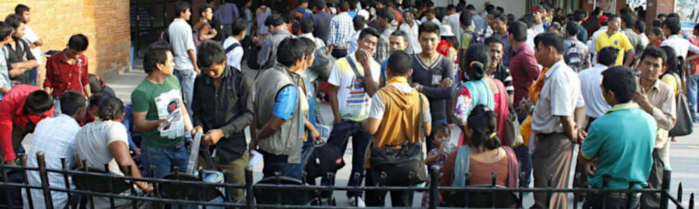 Migrant Labor: A Central Pillar of Nepal's Grim Economy