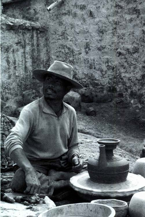 Tibetan Pottery