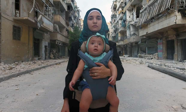 "Intimacies From An Awful War: ""For Sama"" by Waad Al-Kateab and Edward Watts"
