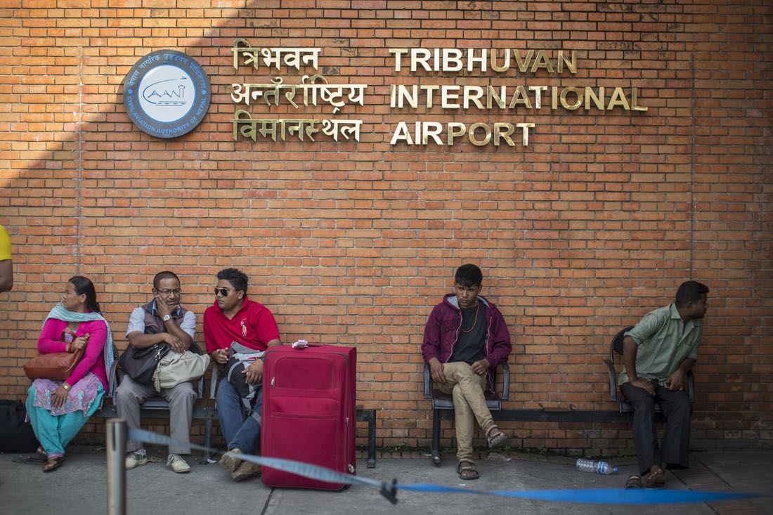 Nepal's Economy – Can Contented Tourists Match Desperate Migrant Laborers?