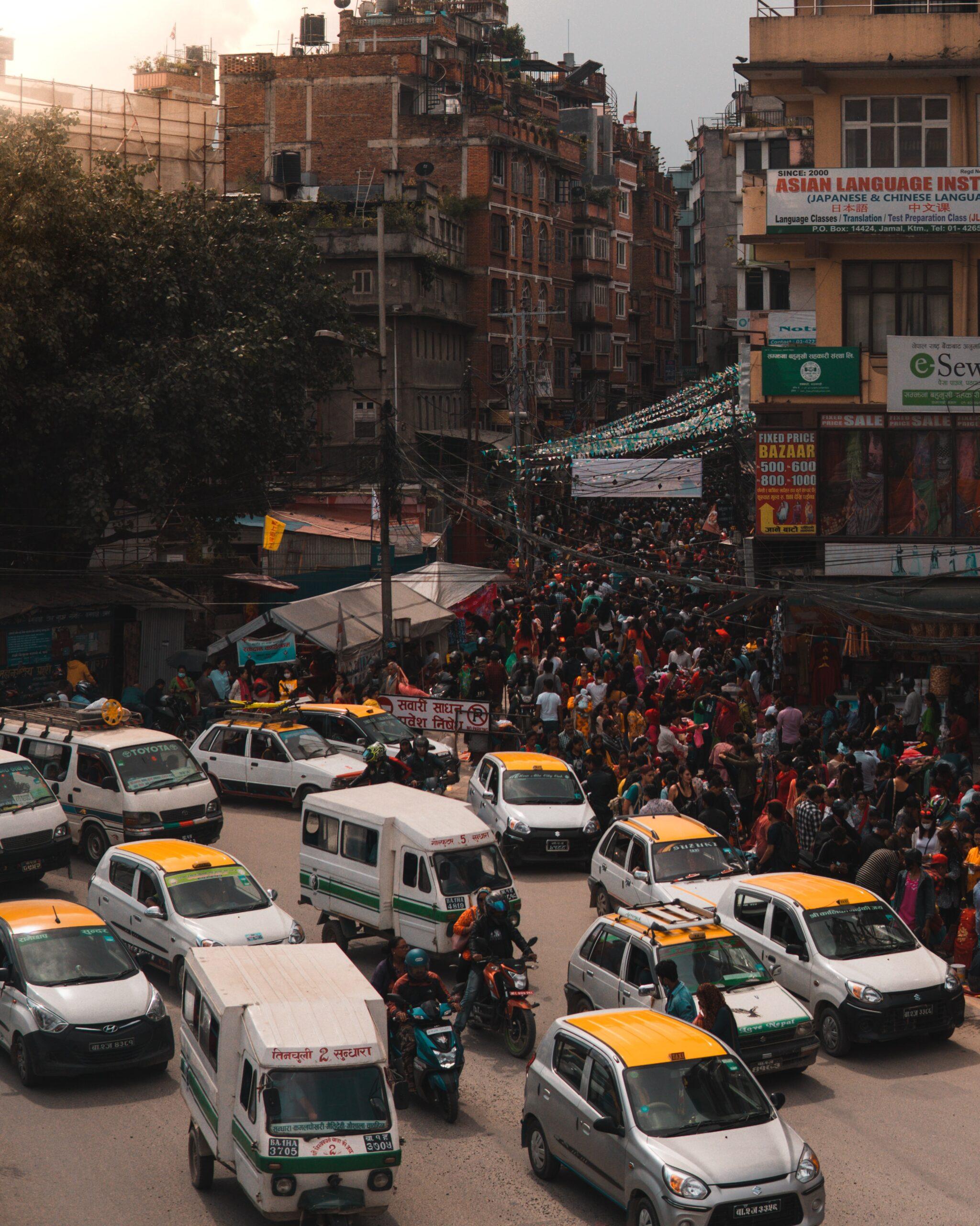 One Happy Man: a Nepal Case Study