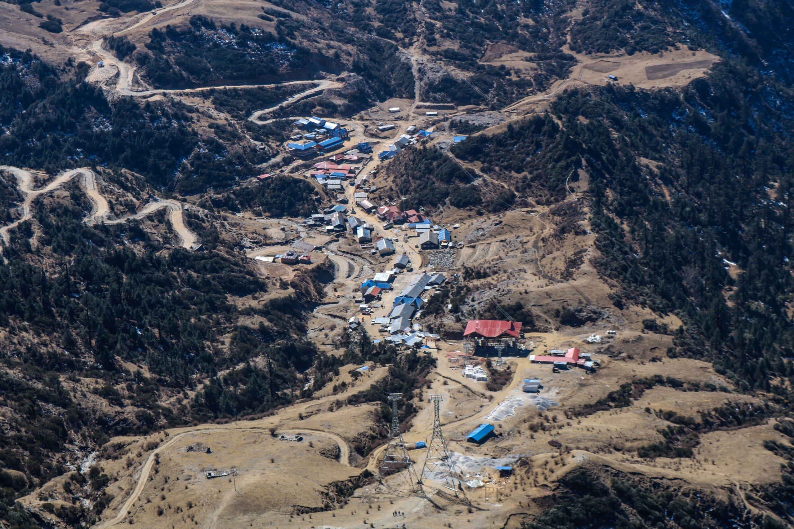 Three Women in Search of Muna's House: a Nepal Guide to Gongabu