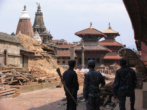 Awaiting the Next Rumble in Nepal