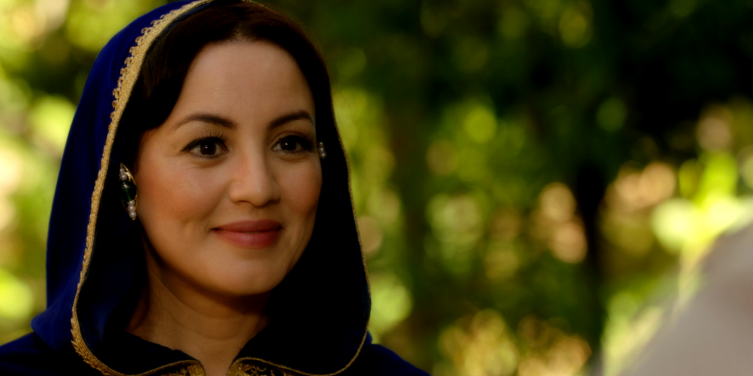 Moroccan Director/Actor Sanaa Akroud's Latest Screen Gem