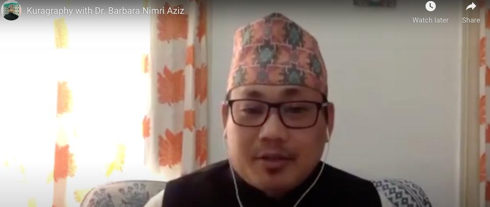 Kuragraphy director Kishor Subba Limbu interviews BNA