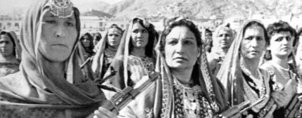 What About the Women?  America's Afghan Guilt