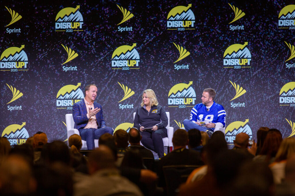 Peyton Manning in Denver