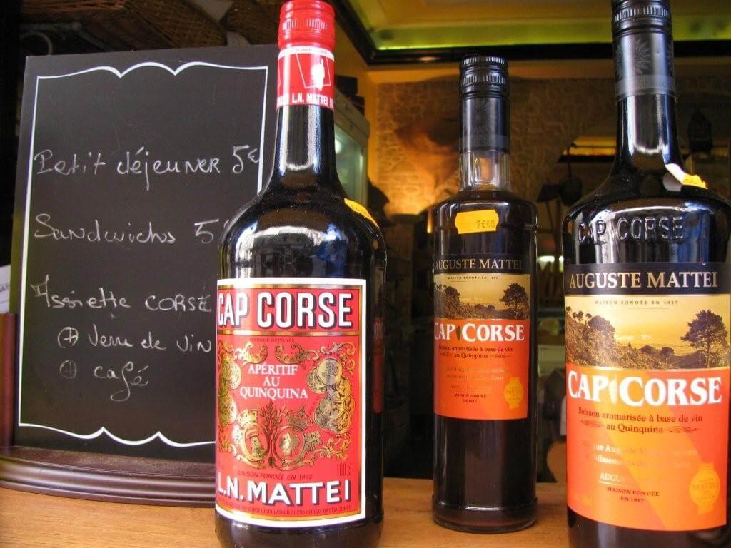 Wines of Corsica
