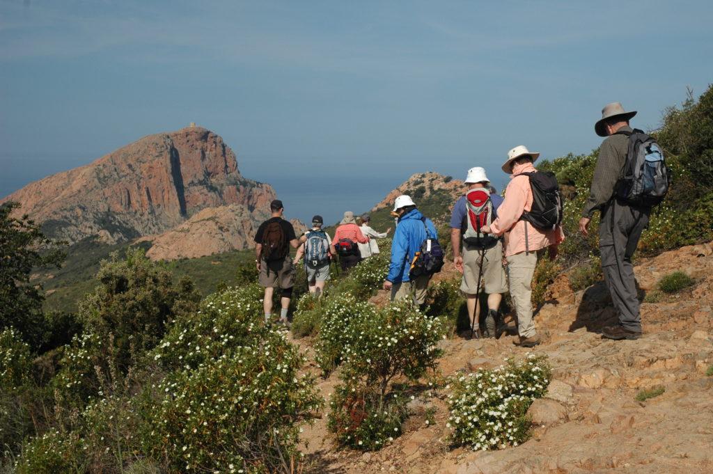 Corsica Walking Tours