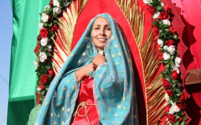 How Our Lady of Guadalupe won over a wordsmith via QuickBooks