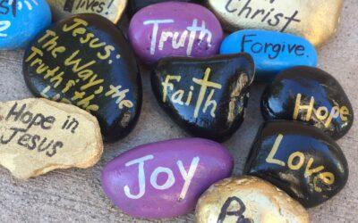 Rock on, believers in Christ!