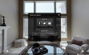 website matterport features share