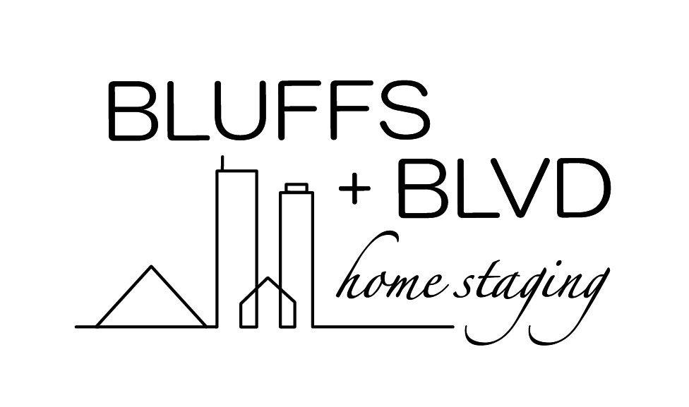 BLUFFS + BLVD        Home Staging