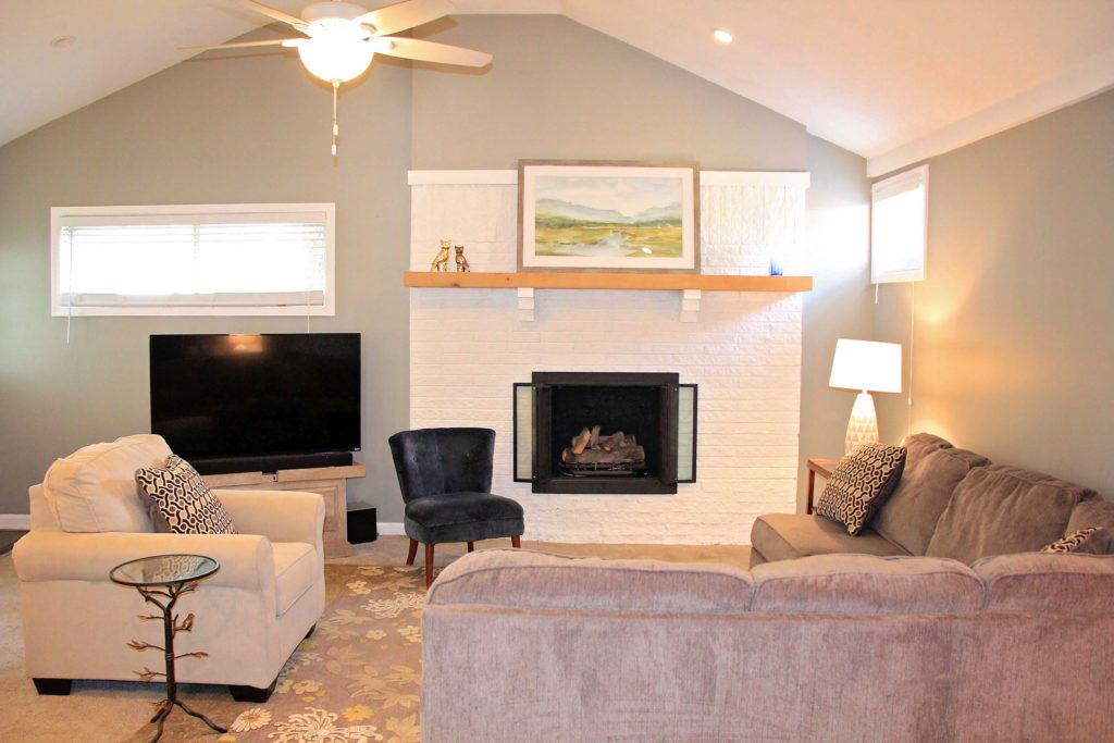 After Family Room - Photography by Ailee Somaru