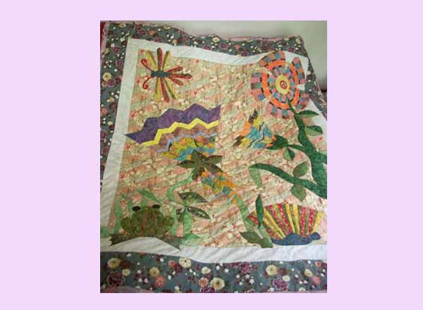 Another New Quilter's Creation