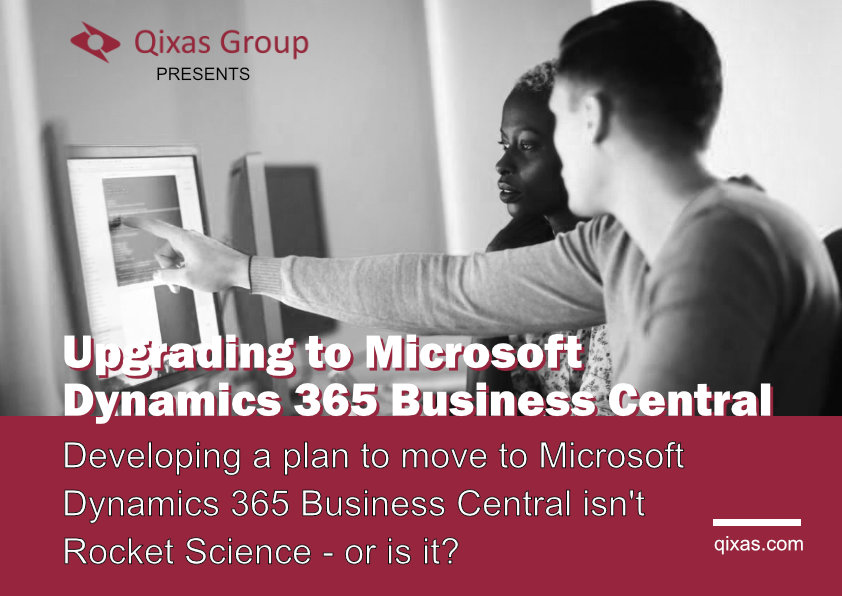 Upgrading to Dynamics 365 Business Central ebook