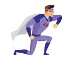 qixas support superhero