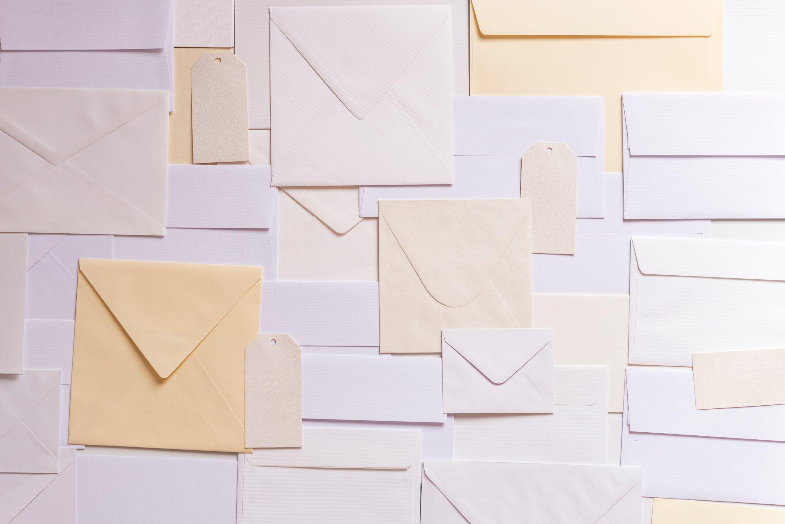 Envelopes Mail