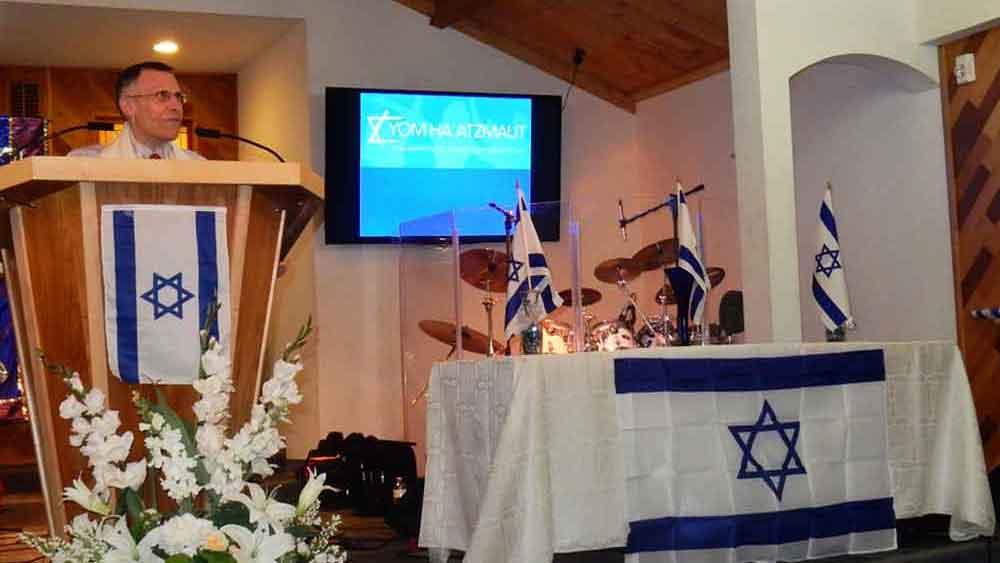 Michael Brown Messianic Pastor Los Angeles
