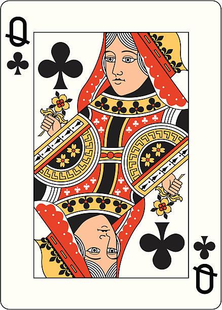 Bingo and Queen of Clubs