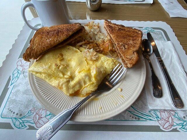 Sep 12 – Breakfast and Seahawks